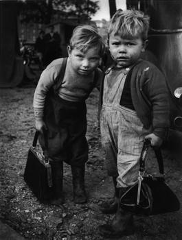 Paris 1962 fotografi av Christer Strömholm