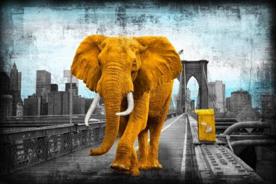 Lars-Tunebo-Tripping-on-Brooklyn-bridge-mixed-media-latt